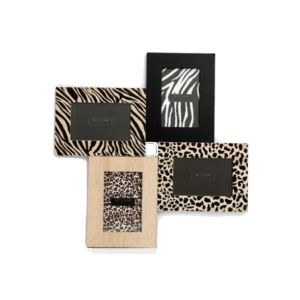 Animal Print Multi Photo Frame