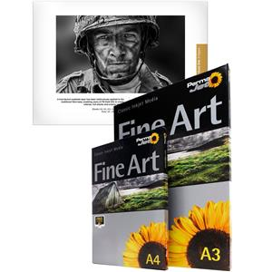 Permajet FB Gold Silk 315 Printing Paper A3 - 10 Sheets