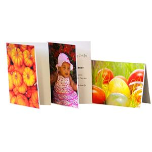 Permajet Greeting Cards and Envelopes, Gloss, A6, 300gsm, 50 Pack