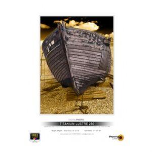 Permajet Titanium Lustre 280 Printing Paper 7x5 - 100 Sheets