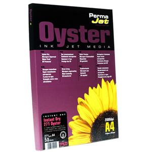 Permajet Oyster 271 Printing Paper 7x5  - 100 Sheets