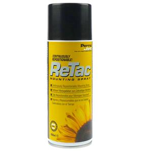 Permajet ReTac Mounting Spray 400ml