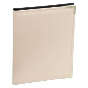 Carlton Leatherette Ivory 7.5x5 Slip In Photo Album - 36 Photos
