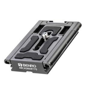 Benro Arca Smart 70 Combination Plate with Phone Clamp