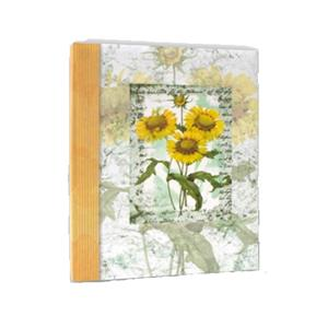 Carta Sunflower 7.5x5 Slip In Photo Album - 300 Photos