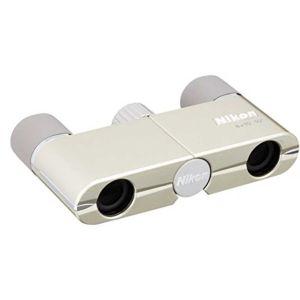 Nikon 4x10 DCF Binoculars - Champagne