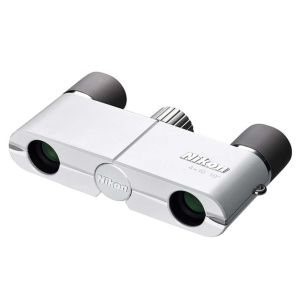 Nikon 4x10 DCF Binoculars - White