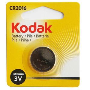 Kodak CR2016 Lithium 3V Battery