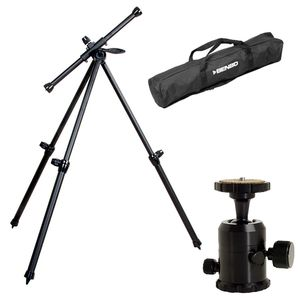 Benbo Classic 1 Aluminium Tripod Kit with Pro Ball Head and Bag
