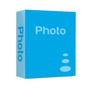 Basic Blue 7.5x5 Slip In Photo Album - 300 Photos