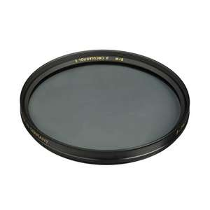B+W 55mm Circular Polarizing F-PRO Mount BW Filter