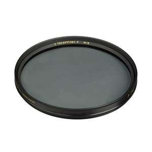 B+W 62mm Circular Polarizing F-PRO Mount BW Filter