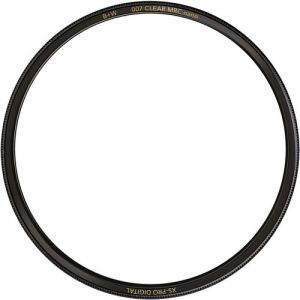 B+W 49mm Clear Glass Protection MRC XS-PRO NANO Mount BW Filter