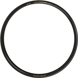 B+W 62mm Clear Glass Protection MRC XS-PRO NANO Mount BW Filter