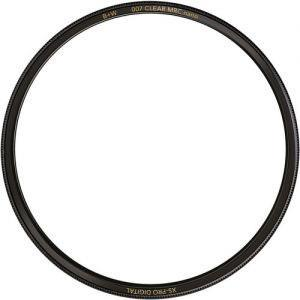 B+W 46mm Clear Glass Protection MRC XS-PRO NANO Mount