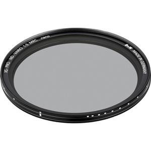B+W 62mm Variable Neutral Density MRC XS-PRO NANO Mount BW Filter