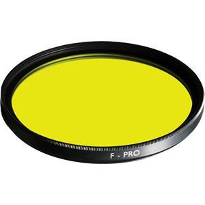 B+W 49mm Light Yellow MRC F-PRO Mount BW Filter