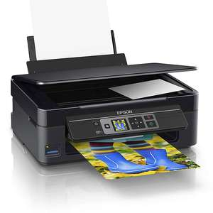 Epson XP 352 Expression Home All-In-One Printer and Scanner - Wi-Fi