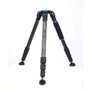 Benro Combination Series 3 Carbon Fibre Twist 4 Leg Section Tripod
