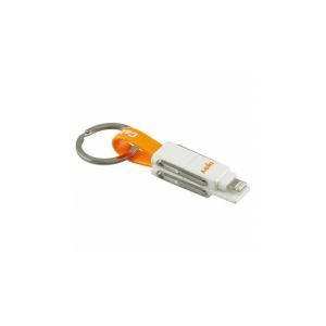 Jupio CableBuddy 6-in-1 Keyring Cable