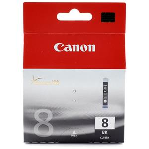 Canon CLI-8 Black Printer Ink Cartridge