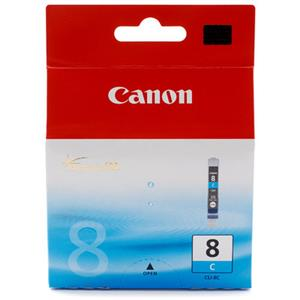 Canon CLI-8 Cyan Printer Ink Cartridge