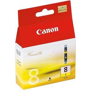 Canon CLI-8 Yellow Printer Ink Cartridge