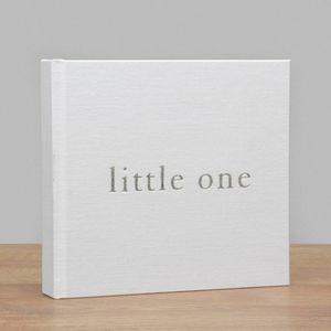 Bambino Linen Photo Album - Little One