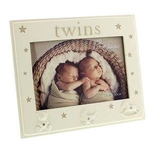 Bambino Twins 6x4 Photo Frame