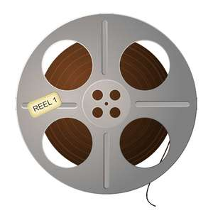Cine Film to DVD - Per 50 Feet - Standard 8, Super 8, 9.5mm and 16mm