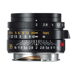 Customer Return Leica Summicron 35mm F2 ASPH | Leica M Lens | Black | 11673