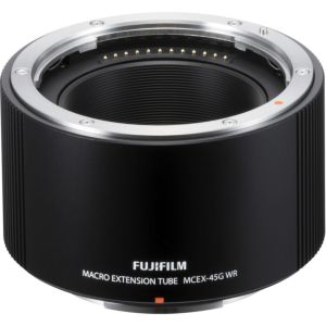 Customer Return Fujifilm MCEX-45G WR Macro Extension Tube for GF Lenses
