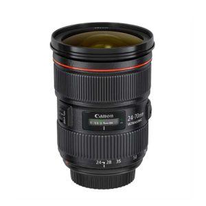 Customer Return Canon EF 24-70mm f2.8 L USM MK II Lens