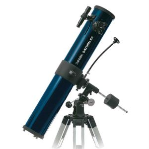 Customer Return Danubia Saturn 50 Newton Reflector Astro Telescope