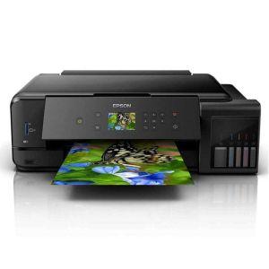 Customer Return Epson EcoTank ET-7750 AIO A3 Printer