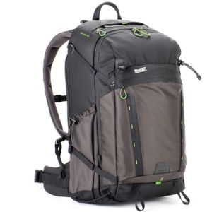 Customer Return Mindshift Gear Backlight 36L Charcoal Backpack