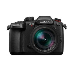 Panasonic Lumix GH5 II Camera with Leica 12-60mm Lens