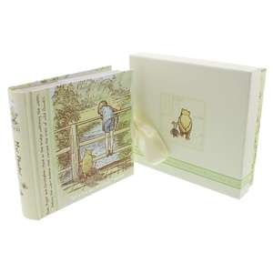Disney Slip In Photo Album Winnie the Pooh Holds 80 6x4 inch Photos Boxed