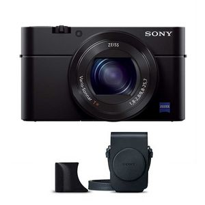Sony RX100 III | 20.1 MP | 1.0