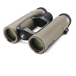 Swarovski EL FieldPro 10x32 Sand Brown Swarovision Binoculars