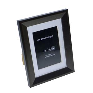 In Vogue Carbon 8x6 Photo Frame