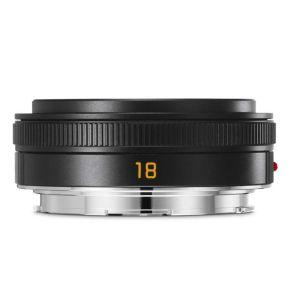 Ex-Demo Leica Elmarit-TL 18mm f/2.8 ASPH Black Lens
