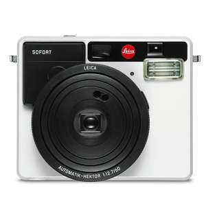 Customer Return Leica Sofort Instant Camera - White