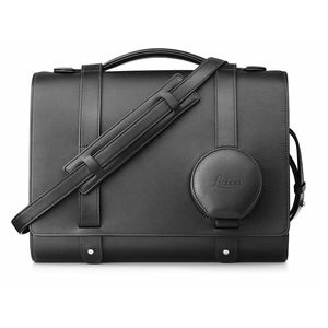 Customer Return Leica Q (Typ 116) Black Leather Shoulder Bag