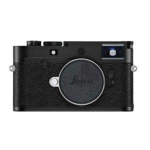 Ex-Demo Leica M10-P | Full Frame CMOS Sensor | 24 MP | Wi-Fi | Ultra Quiet | Black