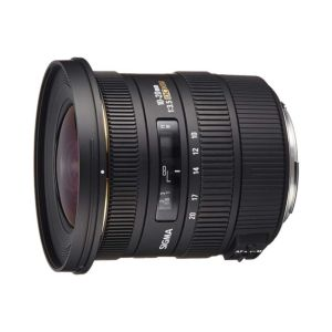 Ex-Demo Sigma 10-20mm f3.5 EX DC HSM Lens - Canon Fit