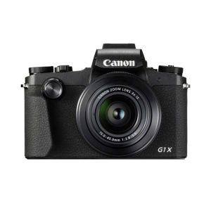 Ex-Demo Canon G1X Mark III   24.2 MP   APS-C CMOS Sensor   3x Optical Zoom   Full HD