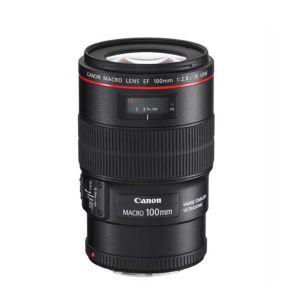 Ex-Demo Canon EF 100mm f2.8 L IS Macro USM Lens