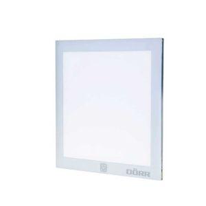 Ex-Demo Dorr LED Light Box   20 x 20 (cm)   Energy Saving LEDs   Dimmable   315g