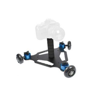 Ex-Demo Dorr SD-3 Triangle Skater Dolly | For DSLR and Mirrorless Cameras | 24KG Max Load